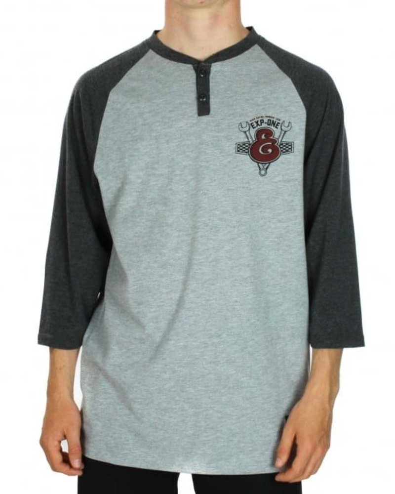 EXPEDITION ONE Expedition One Highway 3/4 Sleeve Raglan