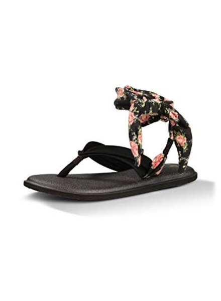 SANUK Sanuk Yoga Slinged Up Prints Sandal