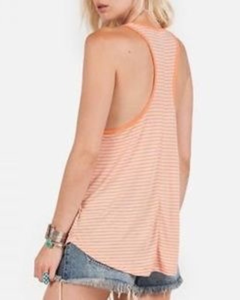 VOLCOM Volcom Lived In Stripe Racer Tank