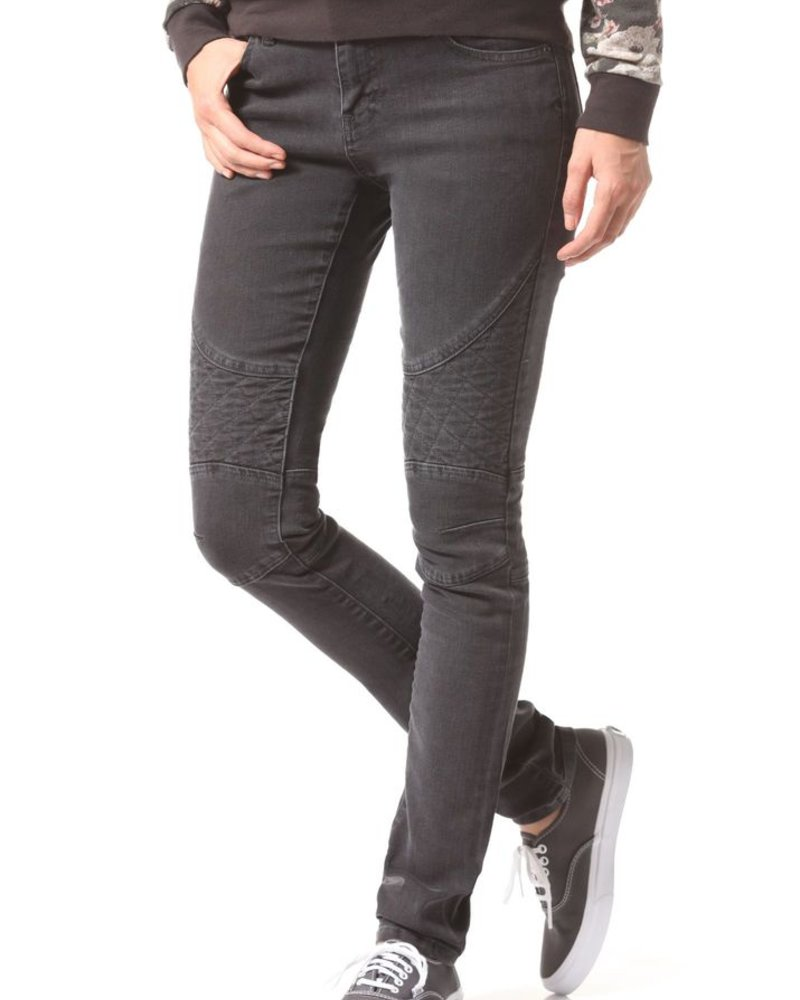 low priced 00730 aa3f6 VOLCOM Volcom Moto Super Stoned Skinny Jeans