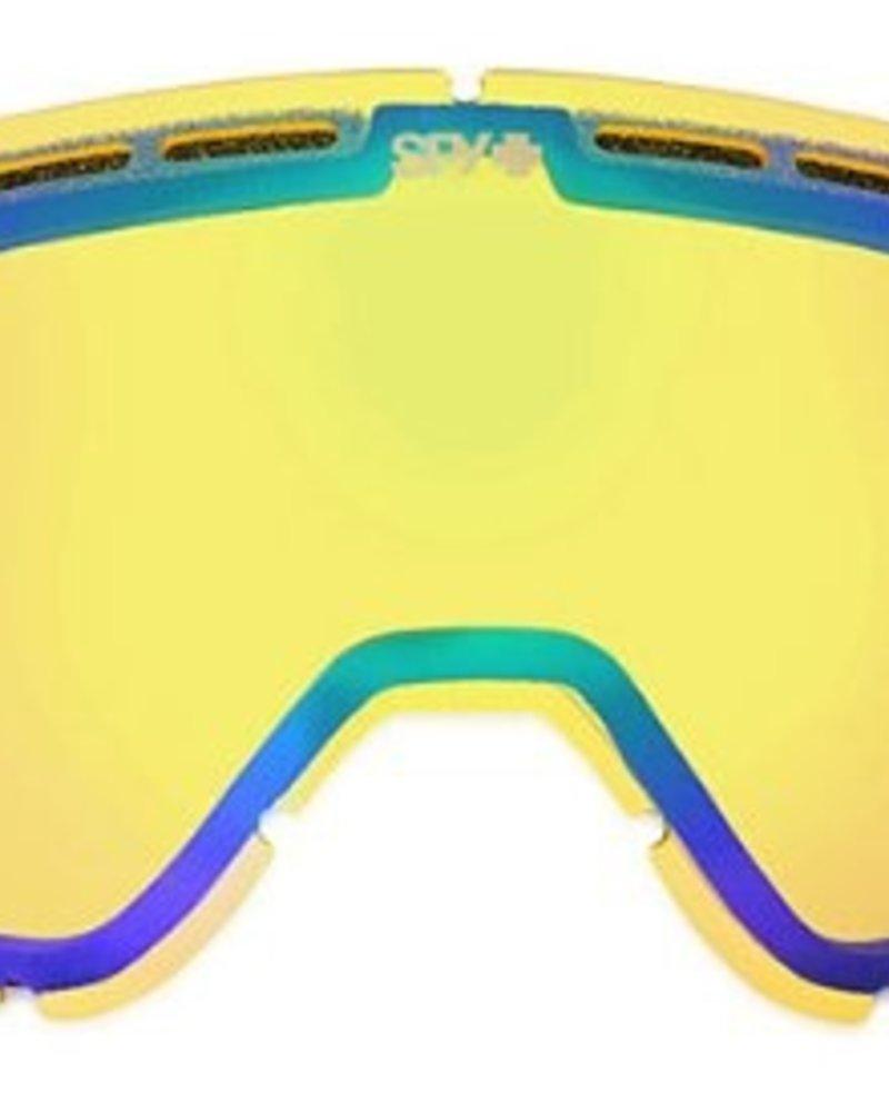SPY OPTICS Spy Marshall Lens -Yellow w/Green Spectra