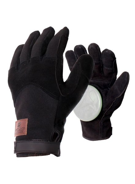 LANDYACHTZ Landyachtz Freeride Slide Puck Gloves