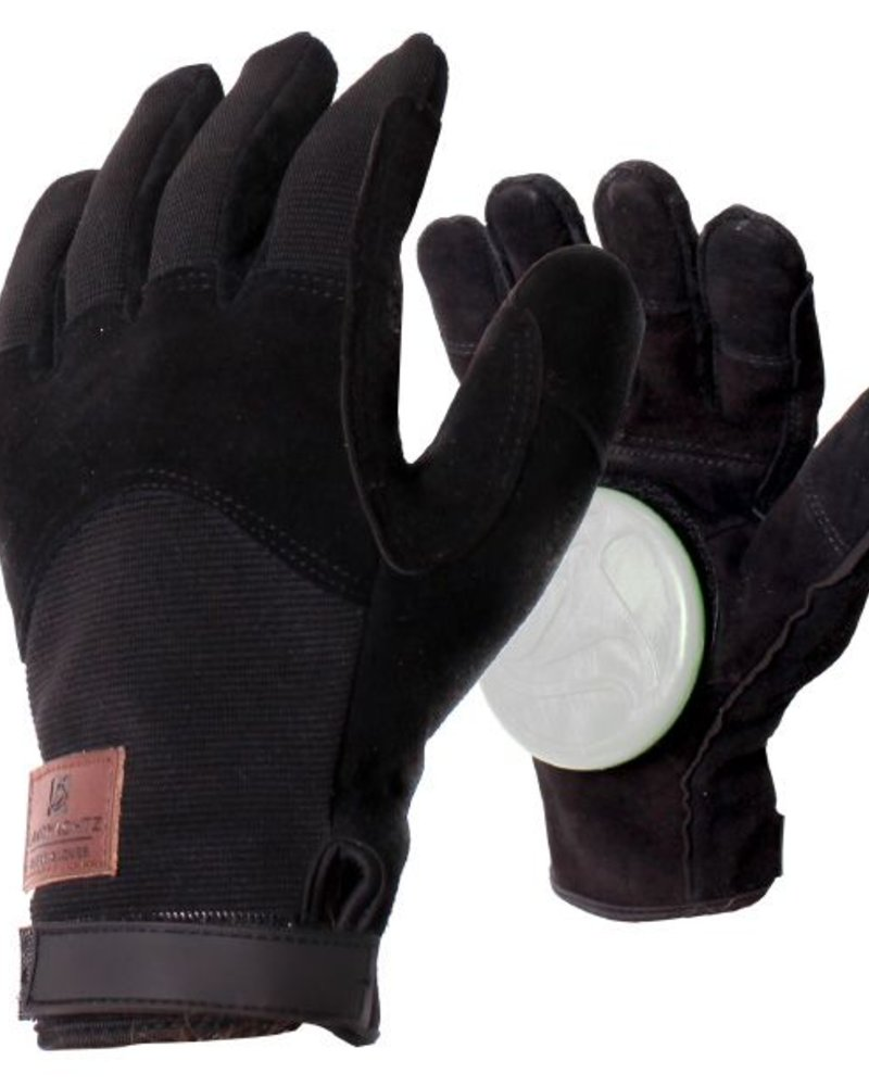LANDYACHTZ Landyachtz Freeride Slide Puck Gloves