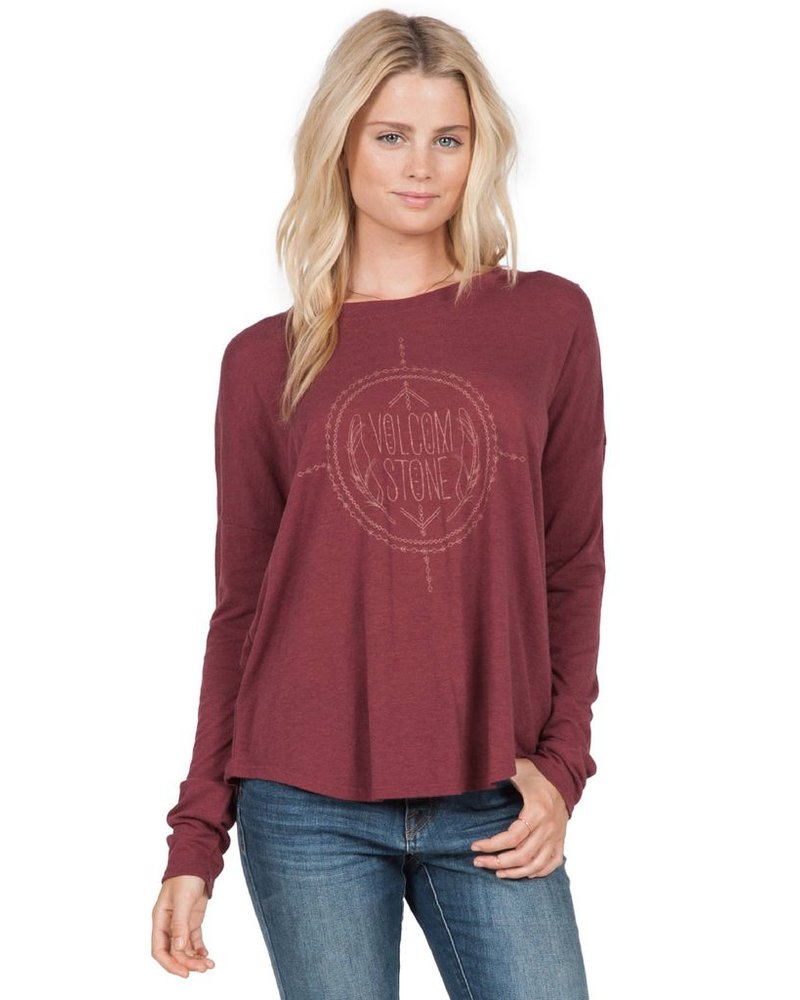 VOLCOM Volcom Hit The Road L/S Tee