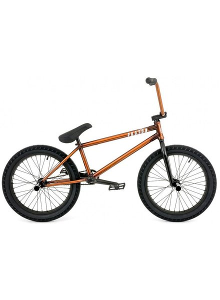 Fly Bikes Proton Freecoaster LHD Complete BMX