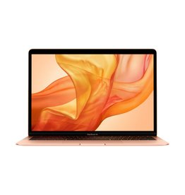 Apple Superseded - MacBook Air 13in Gold 1.6GHz dual-core i5 / 8GB Ram / 256GB SSD Storage