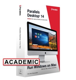 Parallels Parallels Desktop 14 for Mac - Academic