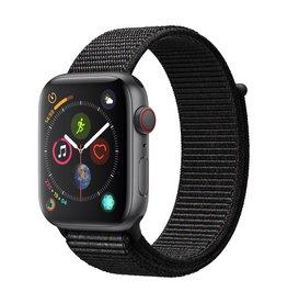 Apple Apple Watch Series 4 GPS + Cellular - 44mm - Space Grey Aluminium Case with Black Sport Loop