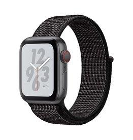 Apple Apple Watch Nike+ Series 4 GPS + Cellular - 40mm - Space Grey Aluminium Case with Black Nike Sport Loop