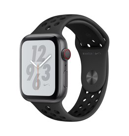 Apple Apple Watch Nike+ Series 4 GPS + Cellular - 44mm - Space Grey Aluminium Case with Anthracite/Black Nike Sport Band