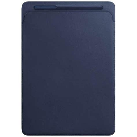 Apple Apple Leather Sleeve for 12.9-inch iPad Pro - Midnight Blue