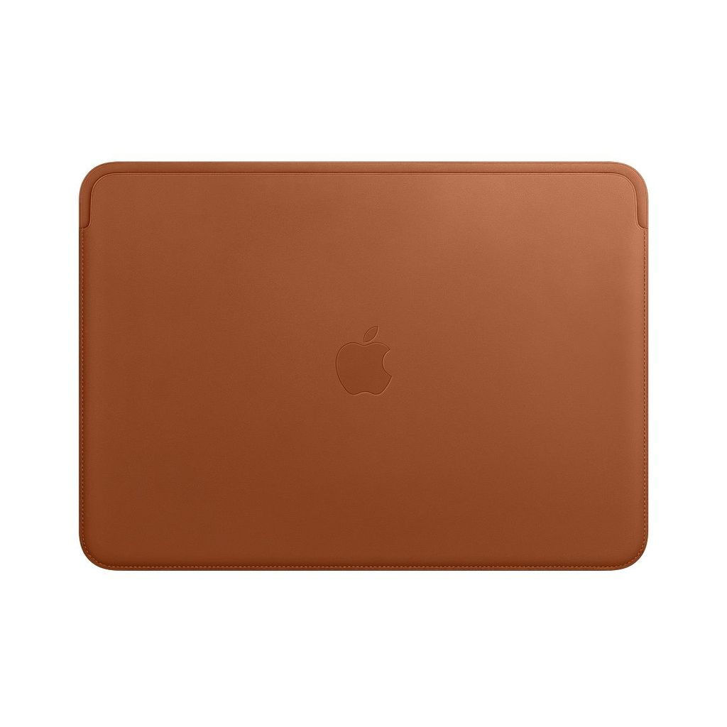 Apple Apple Leather Sleeve for 13-inch MacBook Pro - Saddle Brown