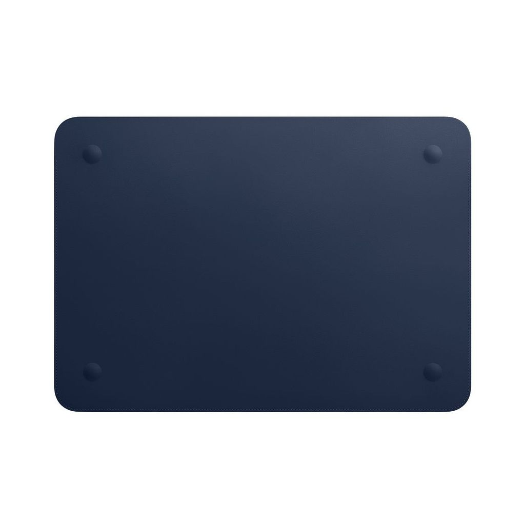 Apple Apple Leather Sleeve for 15-inch MacBook Pro - Midnight Blue
