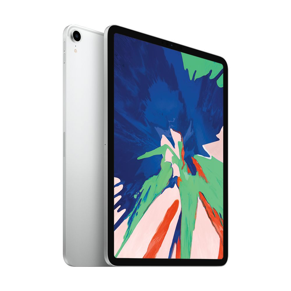 Apple iPad Pro 11-inch Wi-Fi 512GB - Silver