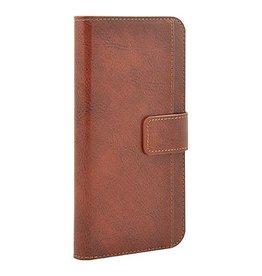 3SIXT 3SIXT Premium Leather Folio Wallet - iPhone 6 plus/6s plus - Tan