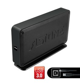 "Astone Astone ISO Gear 3.5"" Value External USB3.0 Hard Drive Enclosure"