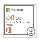 Microsoft Microsoft Office Home & Business 2016 for Mac (includes Outlook) - 1 Mac - product key issued by email after purchase
