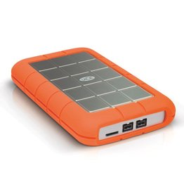 Lacie Lacie 2TB 7200rpm Rugged Triple mobile USB3.0/USB2.0/Firewire FW800 bus powered