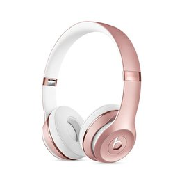 Beats Superseded - Beats Solo3 Wireless On-ear Headphones - Rose Gold