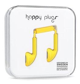 Happy Plugs Happy Plugs Earbud Yellow