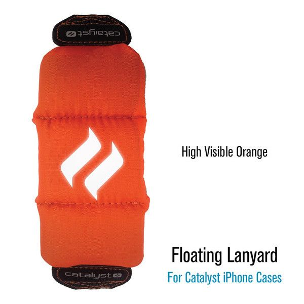 Catalyst Catalyst Floating Lanyard Black