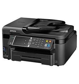 Epson EPSON WorkForce WF-3620 Colour Multifunction Inkjet Print/Copy/Scan/Fax with Ethernet and WiFi AIRPRINT
