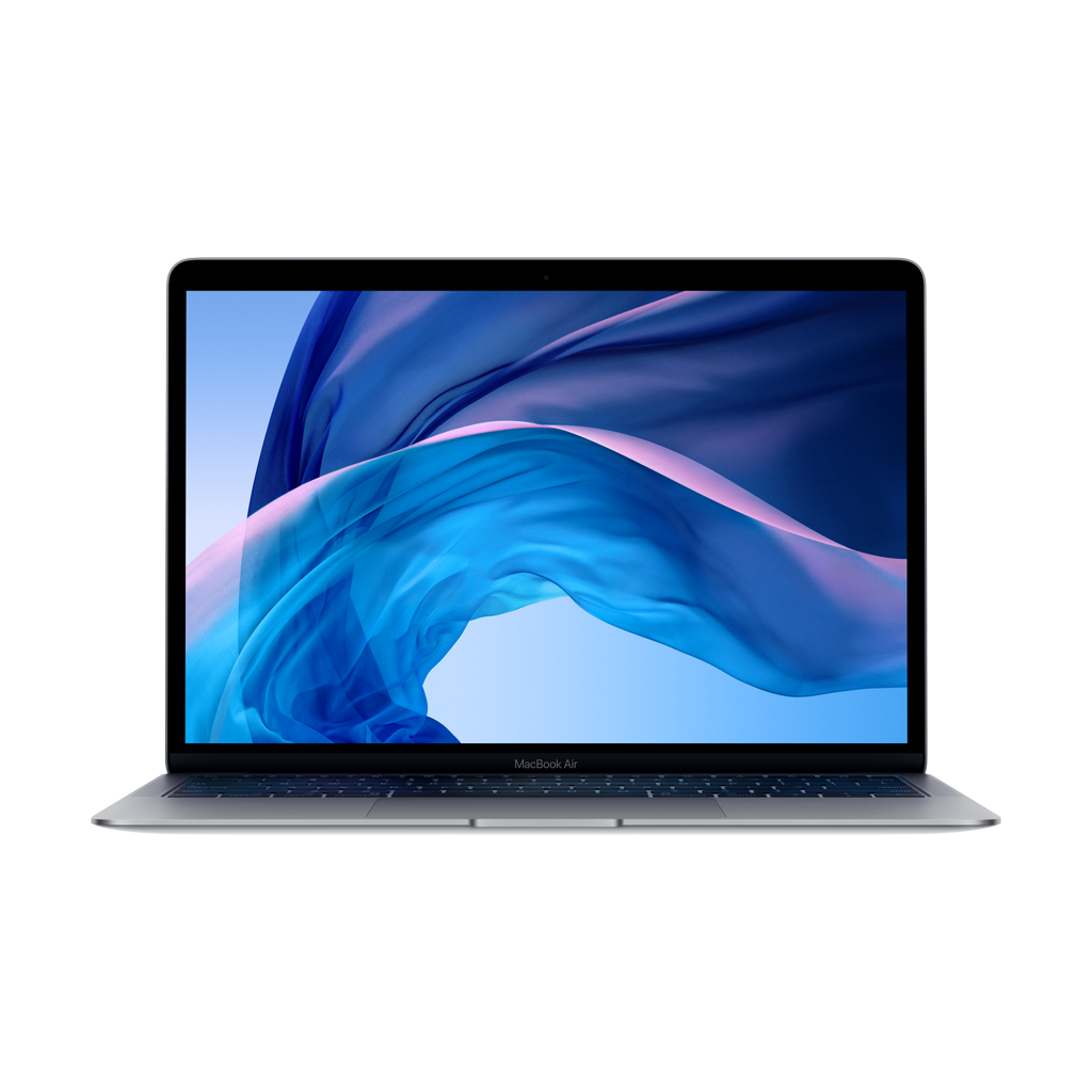 Apple New - MacBook Air 13in Space Grey 1.6GHz dual-core 8th-gen i5 / 8GB Ram / 128GB SSD Storage