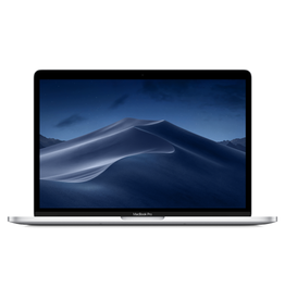 Apple 13-inch MacBook Pro - Silver - 1.4GHz quad-core 8th-gen i5 / 256GB / 8GB RAM / Iris Plus 645 - Silver
