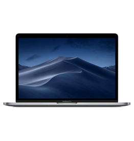 Apple 13-inch MacBook Pro - Space Grey - 1.4GHz quad-core 8th-gen i5 / 128GB / 8GB RAM / Iris Plus 645 - Space Grey