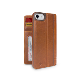 Twelve South Twelve South Journal for iPhone 8/7/6s Plus - Cognac