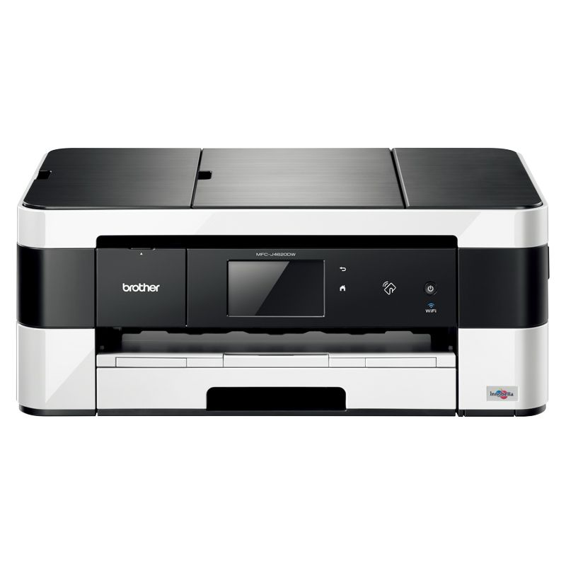 Brother Brother MFC-J4620DW Colour Inkjet MFC Print/Copy/Scan/Fax 22/20ppm AIRPRINT