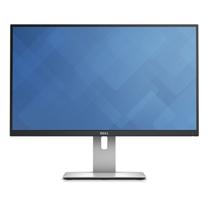 "Dell DELL UltraSharp 25"" 2K LED HDMI/DisplayPort/mini-DisplayPort (16:9) 2560 x 1440 Height Adjust Stand VESA"