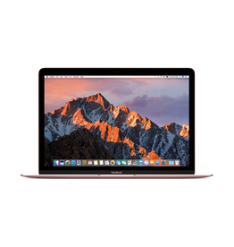 Apple Superseded - MacBook 12in 1.3GHz 512GB - Rose Gold