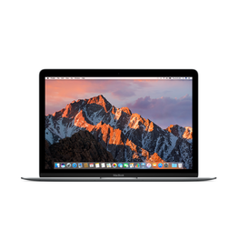 Apple Superseded - MacBook 12in 1.2GHz 256GB - Space Grey