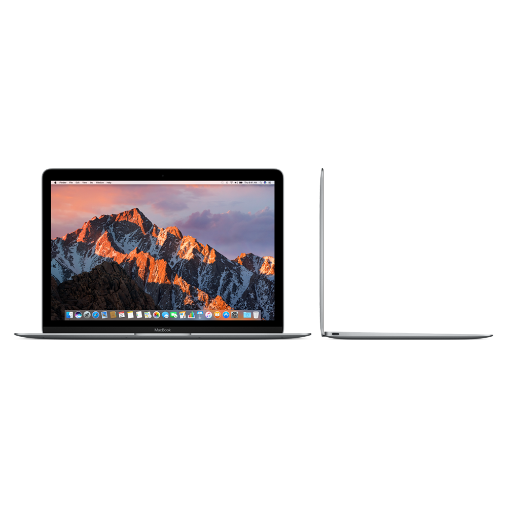 Apple MacBook 12in 1.2GHz 256GB - Space Grey