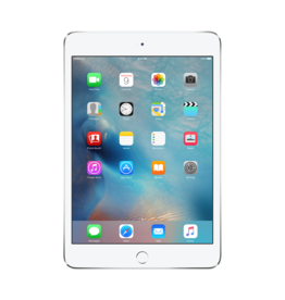 Apple Superseded - iPad mini 4 Wi-Fi + Cellular 128GB - Silver