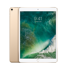 Apple Superseded - iPad Pro 10.5in Wi-Fi + Cellular 512GB - Gold