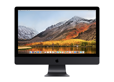 "27"" iMac Pro"