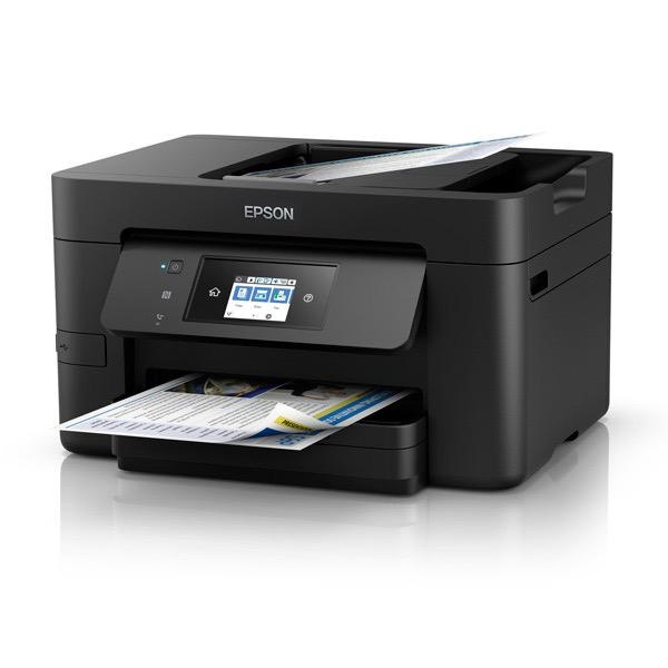Epson EPSON WorkForce Pro WF-3725 Colour Multifunction Inkjet Print/Copy/Scan/Fax with Ethernet and WiFi AIRPRINT