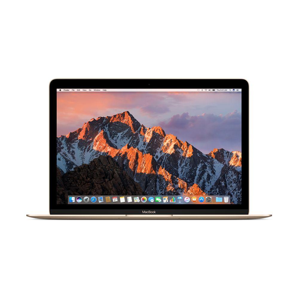 Apple MacBook 12in 1.3GHz 512GB - Gold