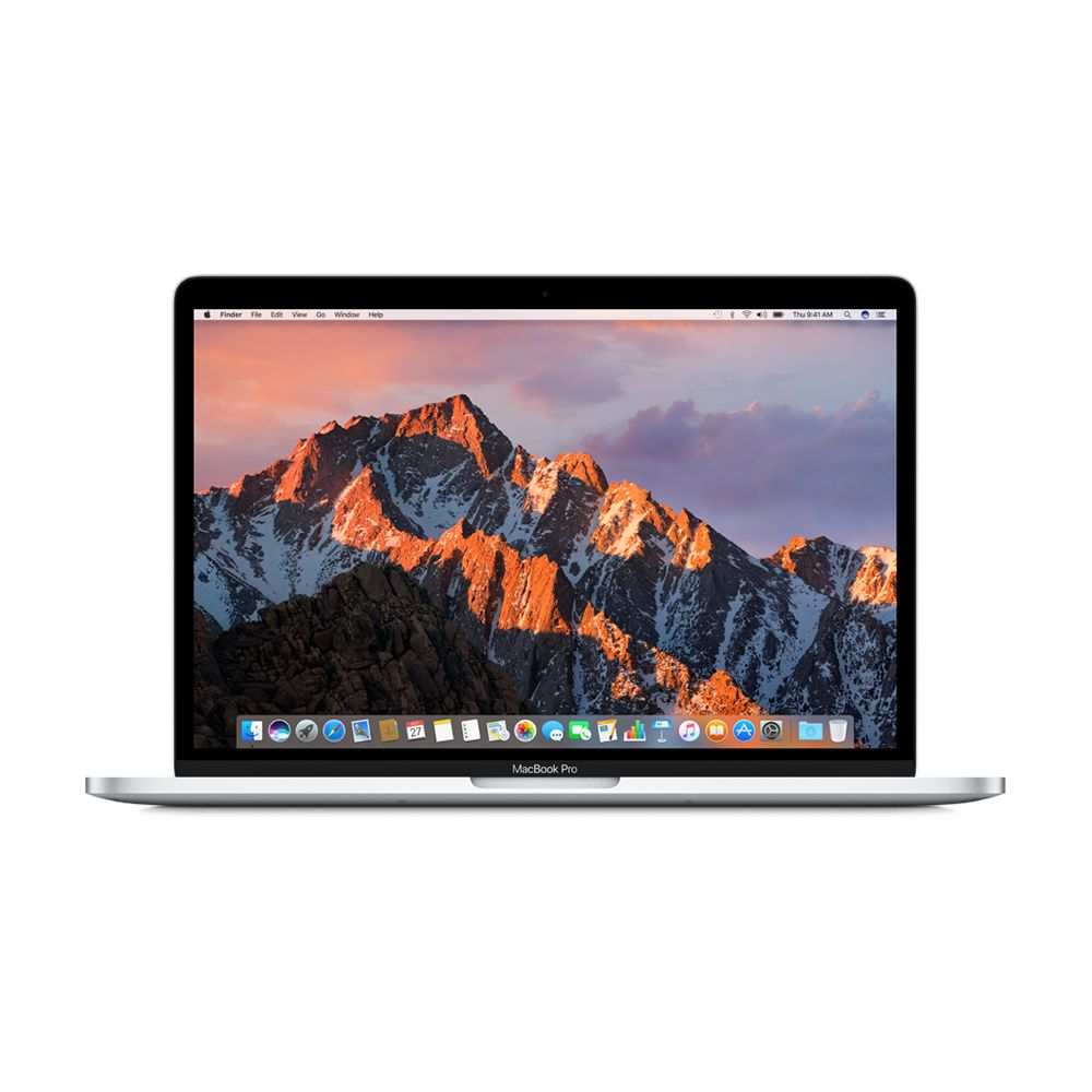 Apple 13-inch MacBook Pro - Silver 2.3GHz Dual-Core i5 / 8GB Ram / 256GB Storage / Iris Plus 640