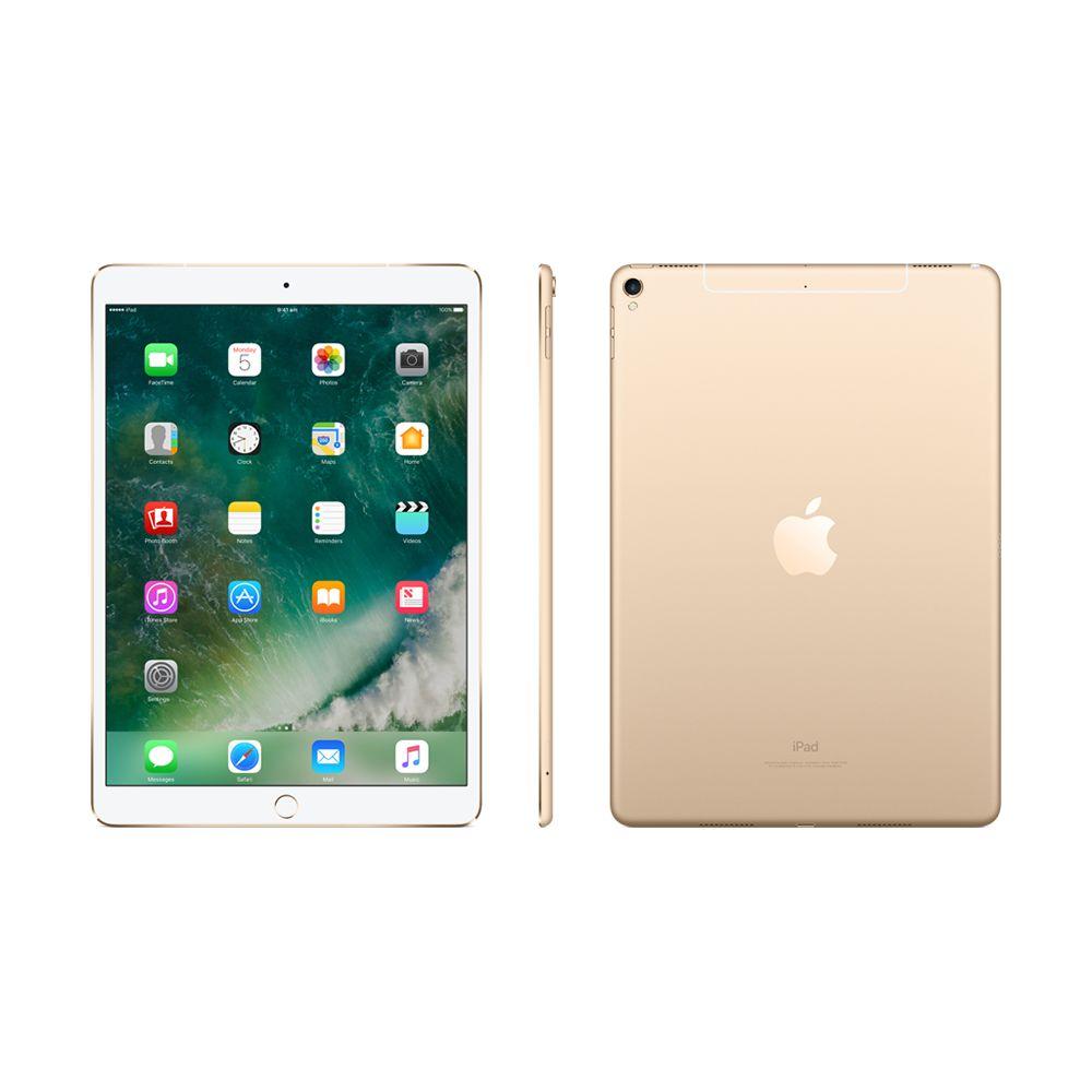 Apple iPad Pro 10.5in Wi-Fi + Cellular 256GB - Gold