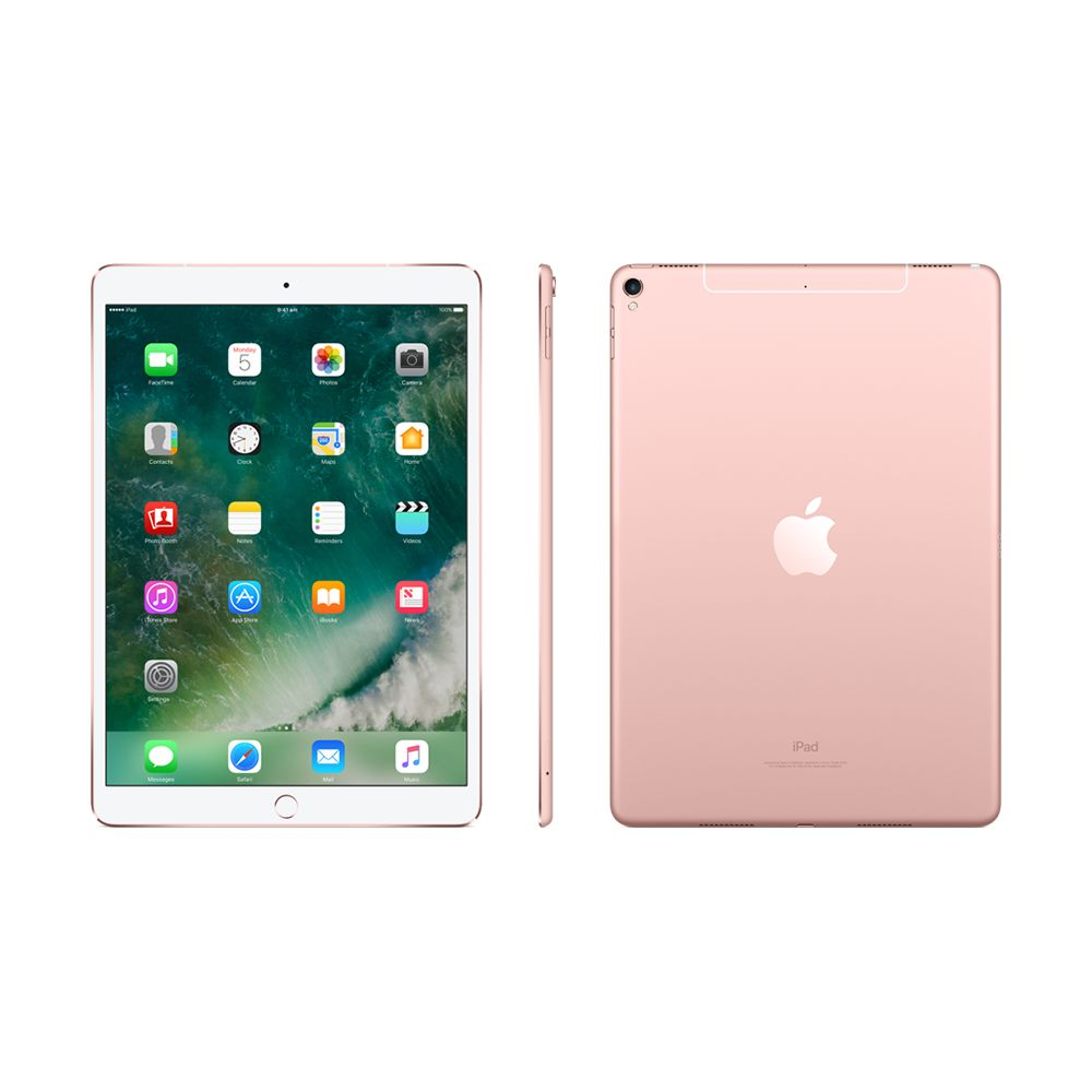 Apple iPad Pro 10.5in Wi-Fi + Cellular 64GB - Rose Gold