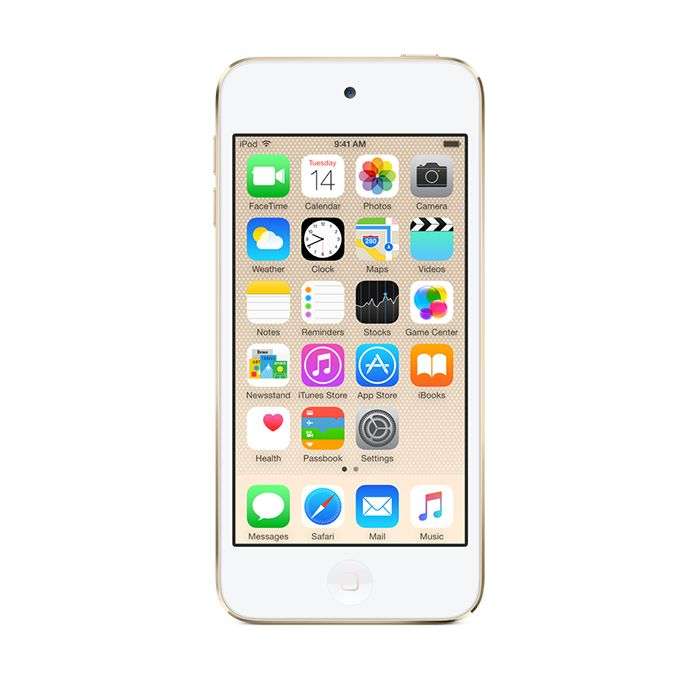 Apple iPod touch 64GB - Gold (6th gen)