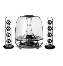 Harman Kardon Harman Kardon SoundSticks III - 2.1 Channel Multimedia Sound System - Refurbished