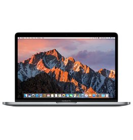 Apple Ex-Demo - 13-inch MacBook Pro with Touch Bar - Space Grey 2.9GHz Dual-Core i5 / 8GB Ram / 256GB Storage / Intel Iris 550 - Original purchase Date 24.11.16 - No warranty but ACL may apply