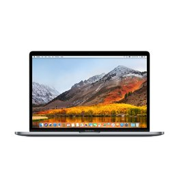 Apple 15-inch MacBook Pro with Touch Bar - Space Grey 2.6GHz 6-core  i7 / 512GB / 16GB RAM / Radeon Pro 560X 4GB - Space Grey