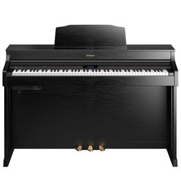 Roland Roland HP-603-CBC SuperNATURAL Modeling Piano w/ stand & bench (contempory black)