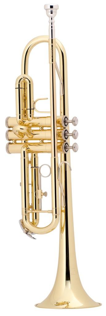 Bach TR300H2 Model Trumpet