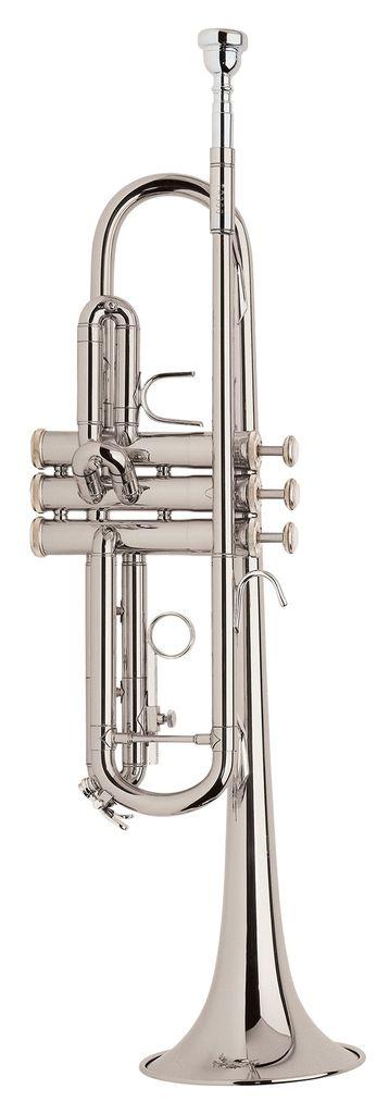 Bach TR300H2S Model Silver Trumpet